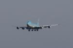 Mochi7D2さんが、成田国際空港で撮影した大韓航空 747-8B5F/SCDの航空フォト(写真)