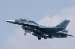 zibaさんが、岐阜基地で撮影した航空自衛隊 F-2Bの航空フォト(写真)