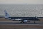 ぬま_FJHさんが、中部国際空港で撮影したスターフライヤー A320-214の航空フォト(写真)