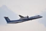 ぬま_FJHさんが、中部国際空港で撮影したANAウイングス DHC-8-402Q Dash 8の航空フォト(写真)