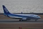 ぬま_FJHさんが、中部国際空港で撮影した全日空 737-781の航空フォト(写真)