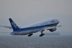 ぬま_FJHさんが、中部国際空港で撮影した全日空 777-281/ERの航空フォト(写真)