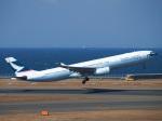 えぬえむさんが、中部国際空港で撮影したキャセイパシフィック航空 A330-343Xの航空フォト(写真)