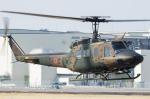 zibaさんが、名古屋飛行場で撮影した陸上自衛隊 UH-1Jの航空フォト(写真)
