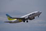yabyanさんが、中部国際空港で撮影したAIR DO 737-781の航空フォト(写真)