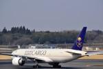 fortnumさんが、成田国際空港で撮影したサウディア 777-FFGの航空フォト(写真)
