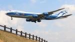 raichanさんが、成田国際空港で撮影したエアブリッジ・カーゴ・エアラインズ 747-8HVFの航空フォト(写真)