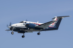 zibaさんが、岐阜基地で撮影した川崎重工業 B200 Super King Airの航空フォト(写真)