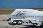 toyoquitoさんが、関西国際空港で撮影したルフトハンザドイツ航空 747-430の航空フォト(写真)