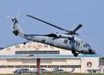 チャーリーマイクさんが、厚木飛行場で撮影したアメリカ海軍 MH-60S Knighthawk (S-70A)の航空フォト(写真)
