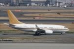 pringlesさんが、羽田空港で撮影した南山公務 737-7ZH BBJの航空フォト(写真)