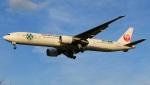 Keitaro Narushimaさんが、成田国際空港で撮影した日本航空 777-346/ERの航空フォト(写真)
