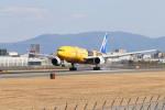 空鉄さんが、伊丹空港で撮影した全日空 777-281/ERの航空フォト(写真)