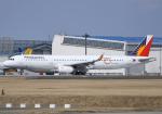 雲霧さんが、成田国際空港で撮影したフィリピン航空 A321-231の航空フォト(写真)