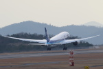 ダービーさんが、広島空港で撮影した全日空 787-881の航空フォト(写真)