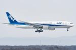 JA8961RJOOさんが、新千歳空港で撮影した全日空 777-281の航空フォト(写真)