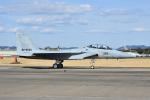 Joshuaさんが、名古屋飛行場で撮影した航空自衛隊 F-15DJ Eagleの航空フォト(写真)
