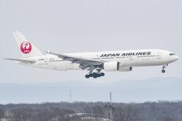 JA8961RJOOさんが、新千歳空港で撮影した日本航空 777-289の航空フォト(写真)