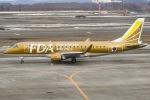 JA8961RJOOさんが、新千歳空港で撮影したフジドリームエアラインズ ERJ-170-200 (ERJ-175STD)の航空フォト(写真)
