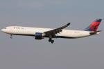 たみぃさんが、成田国際空港で撮影したデルタ航空 A330-323Xの航空フォト(写真)