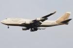たみぃさんが、成田国際空港で撮影したアトラス航空 747-481の航空フォト(写真)
