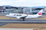 きゅうさんが、伊丹空港で撮影したジェイ・エア ERJ-170-100 (ERJ-170STD)の航空フォト(写真)