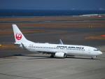 えぬえむさんが、中部国際空港で撮影した日本航空 737-846の航空フォト(写真)