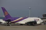 reonさんが、中部国際空港で撮影したタイ国際航空 A380-841の航空フォト(写真)