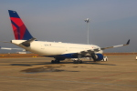 reonさんが、中部国際空港で撮影したデルタ航空 A330-223の航空フォト(写真)