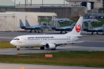 かみじょー。さんが、那覇空港で撮影した日本トランスオーシャン航空 737-4Q3の航空フォト(写真)