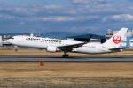 きゅうさんが、伊丹空港で撮影した日本航空 767-346/ERの航空フォト(写真)