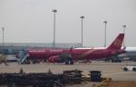 reonさんが、上海浦東国際空港で撮影した吉祥航空 A321-211の航空フォト(写真)