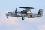 かみじょー。さんが、那覇空港で撮影した航空自衛隊 E-2C Hawkeyeの航空フォト(写真)