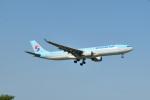 timeさんが、成田国際空港で撮影した大韓航空 A330-323Xの航空フォト(写真)