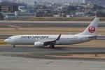HEATHROWさんが、伊丹空港で撮影した日本航空 737-846の航空フォト(写真)