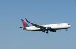 timeさんが、成田国際空港で撮影したデルタ航空 767-332/ERの航空フォト(写真)