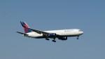timeさんが、成田国際空港で撮影したデルタ航空 767-3P6/ERの航空フォト(写真)
