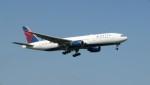 timeさんが、成田国際空港で撮影したデルタ航空 777-232/ERの航空フォト(写真)
