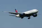 timeさんが、成田国際空港で撮影したデルタ航空 777-232/LRの航空フォト(写真)