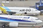 えるあ~るさんが、中部国際空港で撮影した全日空 737-781の航空フォト(写真)
