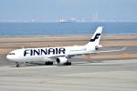えるあ~るさんが、中部国際空港で撮影したフィンエアー A330-302Xの航空フォト(写真)