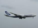 timeさんが、成田国際空港で撮影した日本貨物航空 747-8KZF/SCDの航空フォト(写真)