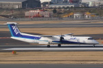 HEATHROWさんが、伊丹空港で撮影したANAウイングス DHC-8-402Q Dash 8の航空フォト(写真)