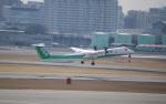 ライトブルーレフトさんが、伊丹空港で撮影したANAウイングス DHC-8-402Q Dash 8の航空フォト(写真)
