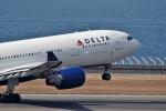 えるあ~るさんが、中部国際空港で撮影したデルタ航空 A330-223の航空フォト(写真)