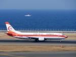 Cayenneさんが、中部国際空港で撮影した日本トランスオーシャン航空 737-446の航空フォト(写真)