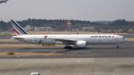 sakuraさんが、成田国際空港で撮影したエールフランス航空 777-328/ERの航空フォト(写真)
