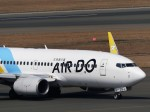 Cayenneさんが、中部国際空港で撮影したAIR DO 737-781の航空フォト(写真)