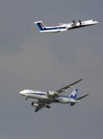 planetさんが、中部国際空港で撮影した全日空 777-281/ERの航空フォト(写真)