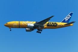 nh747dさんが、羽田空港で撮影した全日空 777-281/ERの航空フォト(写真)